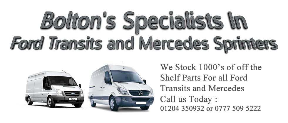 sc 1 th 147 & Bolton Van Breakers - Ford Transit and Mercedes Parts Bolton markmcfarlin.com